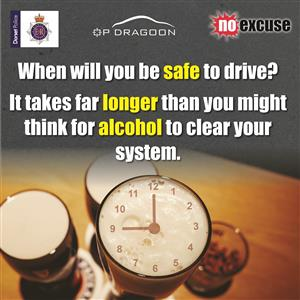 Dorset Police target drink and drug drivers #ThisChristmas