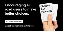 New campaign launched to promote road users making better choices